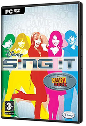 disney sing it camp pc