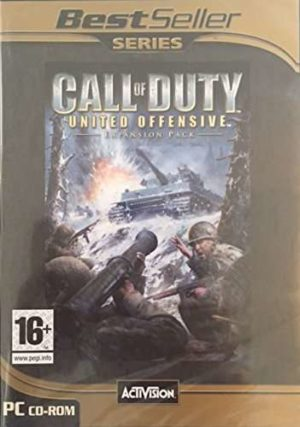 call of duty united offensive expansion pack pc
