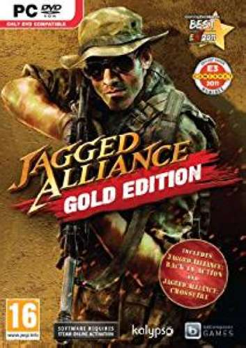 jagged alliance gold ed pc