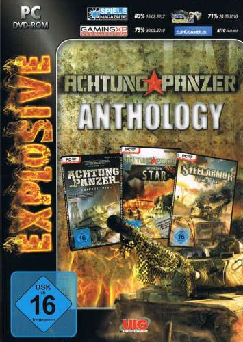 achtung panzer anthology