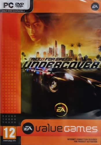need for speed undercover ea value pc 500